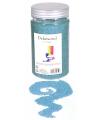 Decoratie zand turquoise 500 gram