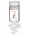 Decoratie zand wit 500 gram