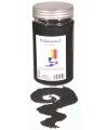 Decoratie zand zwart 500 gram