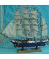 Decoratie zeilboot pamir