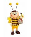 Decoratief bijen mannen beeldje 12 cm