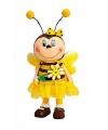 Decoratief bijen vrouwen beeldje 12 cm