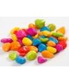 Decoratieve stenen neon kleuren 8 10 mm