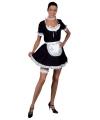 Dienstmeisje kostuum