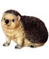 Dieren beeldje egel 16 cm