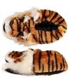 Dieren sloffen tijger voor dames