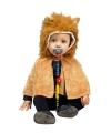 Dierencape leeuw voor babies