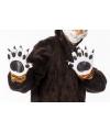 Dierenklauwen handschoenen tijger