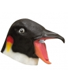 Dierenmasker pinguin van latex