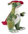 Dinosaurus parasaurolophus knuffel 42 48 cm