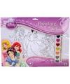 Disney a3 schilderset prinsessen type 1