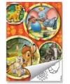 Disney bambi kleurboek setje