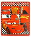 Disney cars fleecedeken 120 x 140 cm