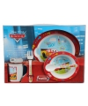 Disney cars servies set 5 delig