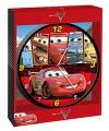 Disney cars wandklok 25 cm