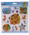 Disney dieren 3d stickers