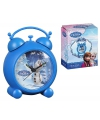 Disney frozen wekker blauw