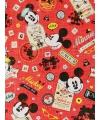 Disney inpakpapier mickey en minnie 200 x 70 cm