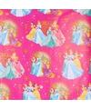 Disney inpakpapier princess roze 200 x 70 cm