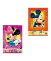 Disney mickey en minnie wenskaarten set