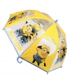 Disney minion paraplu transparant