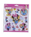 Disney minnie mouse 3d stickers