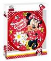 Disney minnie mouse wandklok 25 cm