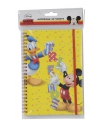 Disney notitieboekje mickey en donald