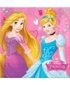 Disney prinses servetten