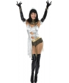 Diva popster kostuum voor dames