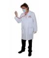 Doktersjas met stethoscoop
