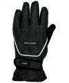 Donkergrijze ski handschoenen