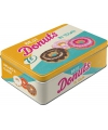 Donuts bewaarblik 23 cm