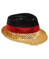 Duitsland trilby hoed
