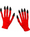 Duivels handschoenen