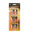 Dunlop alkaline batterijen aa 12 stuks