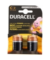 Duracell batterijen cr lr14 2 stuks