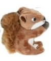 Eekhoorn knuffel 14 cm