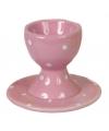 Eierdop roze 9 cm
