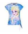 Elsa t shirt wit voor meisjes