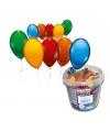 Emmer met 500 ballonnen