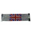 Engeland armband met steentjes