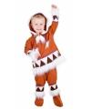 Eskimo kostuum voor jongens