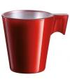 Espresso kopje rood