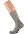 Extra warme grijze sokken maat 45 47