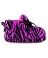 Fashion meisjes sloffen tijger roze