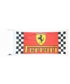 Ferrari race vlag 150 x 75 cm
