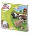 Fimo kids klei hobby pakket boerderij