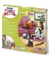 Fimo kids klei hobby pakket huisdier