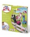 Fimo kids klei hobby pakket pony